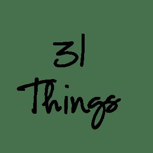 31things1